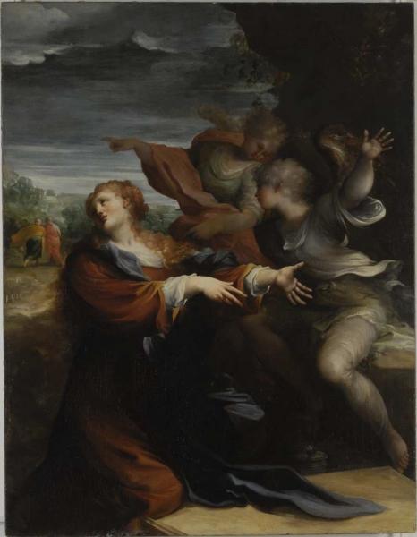 Faccini Femmes au tombeau