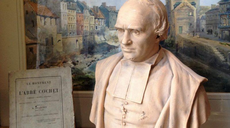 Buste de l'abbé Cochet